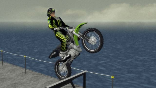 Stunt Junkies | Barge Backflip Stunt Junkies